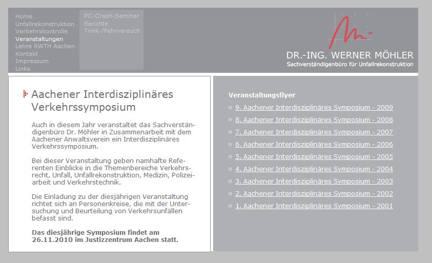 10. Aachener interdisziplinäres Verkehrssymposium