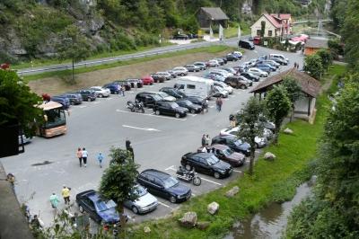 Parkplatz und Ausparken: Alleinhaftung!